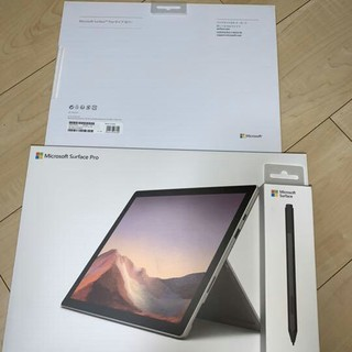 Surface to Air - Surface Pro7 (Surfacepen、キーボード付き )ブラック