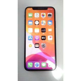 iPhone - iPhoneX  64G 美品 スペースグレイ SIMフリー