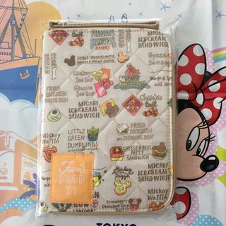ディズニー(Disney)のディズニーリゾート パークフード 母子手帳ケース(母子手帳ケース)