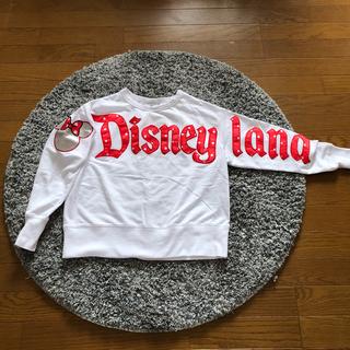 ディズニー(Disney)の【限定】アメリカ アナハイム ディズニーランド・パーク販売(トレーナー/スウェット)