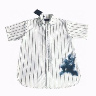 LOUIS VUITTON - 20ss 新品未使用 ルイヴィトン 半袖シャツ