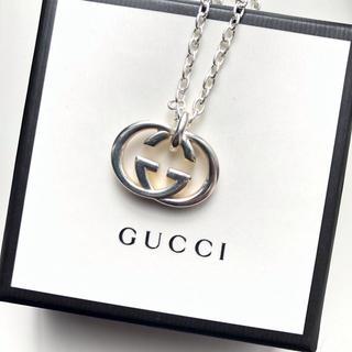 グッチ(Gucci)の正規品 GUCCI グッチ ネックレス シルバー925 (ネックレス)