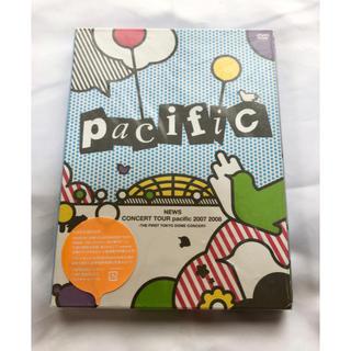ニュース(NEWS)のNEWS パシフィック DVD2枚組 Pacific 初回生産限定(アイドルグッズ)