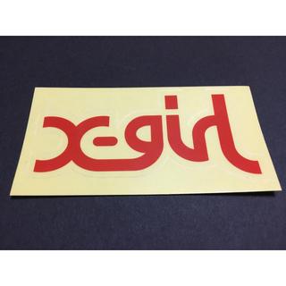 X-girl - エックスガールステッカー