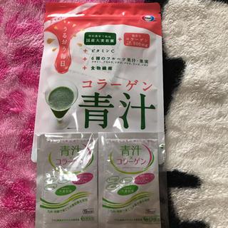 エーザイ(Eisai)のコラーゲン青汁(青汁/ケール加工食品)