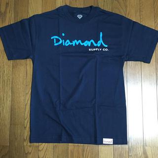 Diamond SUPPLY CO. OG SCRIPT TEE 新品(Tシャツ/カットソー(半袖/袖なし))