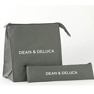 ディーンアンドデルーカ(DEAN & DELUCA)のディーン&デルーカ  ランチバッグ&カトラリーポーチセット 付録(ポーチ)