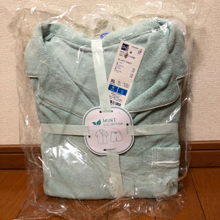 GU - 新品未開封!GU即完売サボンコラボ パイルパジャマ半袖 XL