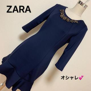ザラ(ZARA)のZARA  ワンピース✨(ひざ丈ワンピース)