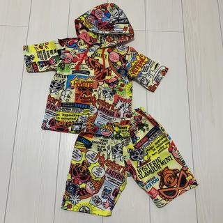 ヒステリックミニ(HYSTERIC MINI)のヒスミニ☆セットアップ90(ジャケット/上着)
