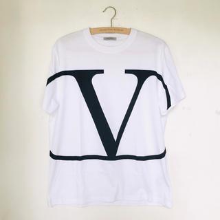 VALENTINO - 【新品未使用】 VALENTINO ヴァレンティノ ビッグロゴ Tシャツ XL