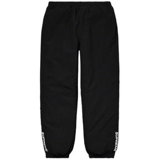 Supreme - SUPREME 20ss WARM UP PANT BLACK Lサイズ