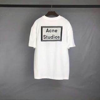 ACNE - Acne studios 白 ビッグシルエット Tシャツ XS 新品