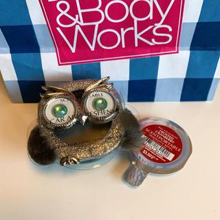 Bath & Body Works - 【新品】バスアンドボディワークス カーフレグランス フクロウ セット