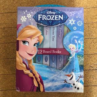 アナと雪の女王 - 美品【ディズニー】英語の絵本