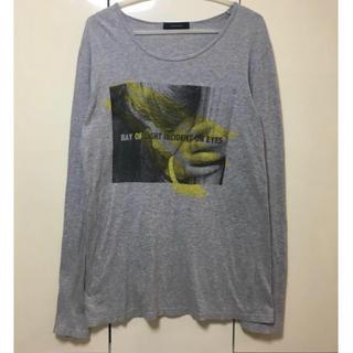RAGEBLUE - 【値下げ!】RAGEBLUE フォトプリント ロングTシャツ《Lサイズ》