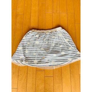 オリンカリ(OLLINKARI)のOLLINKARI オリンカリ チュールスカート(スカート)