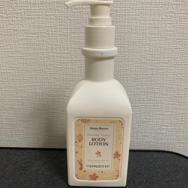 THE FACE SHOP(ザフェイスショップ)のフェイスショップ ボディーローション コスメ/美容のボディケア(ボディローション/ミルク)の商品写真