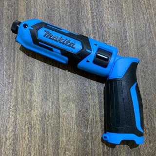 マキタ(Makita)のマキタ TD022 ライトブルー ペンインパクト(工具/メンテナンス)
