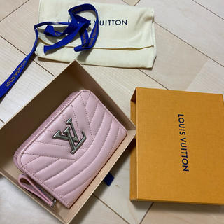 LOUIS VUITTON - ルイヴィトン 財布 ピンク 美品