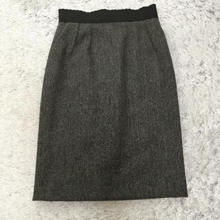 ドルチェアンドガッバーナ(DOLCE&GABBANA)のDolce&Gabbana 美品スカート(ひざ丈スカート)