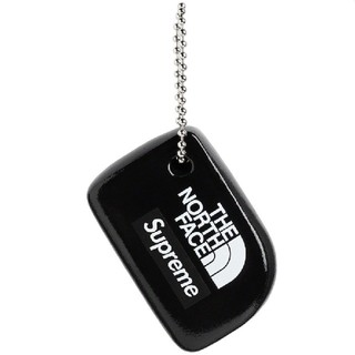 Supreme - 黒 Supreme TheNorthFace Floating Keychain