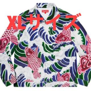 Supreme - 20ss supreme Waves Work Jacket