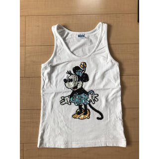 ディズニー(Disney)のミニー☆タンクトップ(タンクトップ)