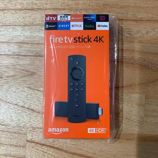 新品未開封 fire tv stick 4k(その他)