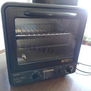 サンヨー(SANYO)のSANYO電気オーブン(調理機器)