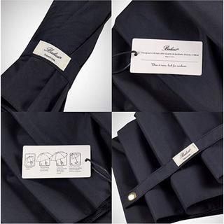 【新品】Balios 自動開閉折りたたみ傘 ~英国デザイン 木製ハンドル~(傘)