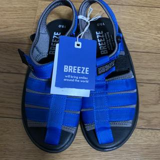 BREEZE - 19㎝ サンダル BREEZE