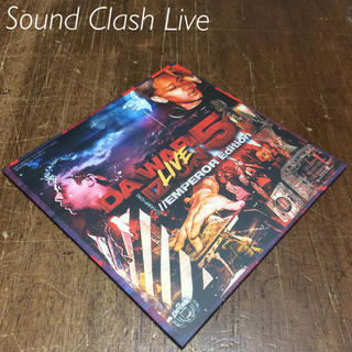 レゲエ CD  DA WAR IZ ON 5 EMPEROR Edition(ワールドミュージック)