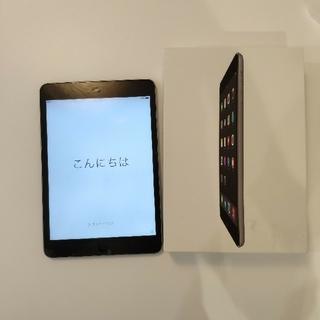 iPad - ipad mini  MF432J/A Wifi 16GB Space Glay