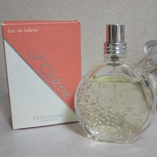 L'OCCITANE - ★美品!★ロクシタン フルール シェリー オードトワレ 75ml