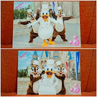 ディズニー(Disney)のTDL 2枚セット ワンマン スペシャルフォト チデドナ ディズニー(写真)