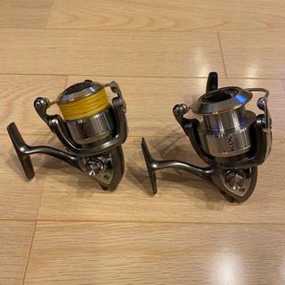 DAIWA - ダイワ・カルディア キックス 2500/3000  2台セット