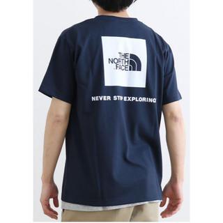 THE NORTH FACE - セール!定番人気!ノースフェイス ショートスリーブスクエアロゴTシャツ
