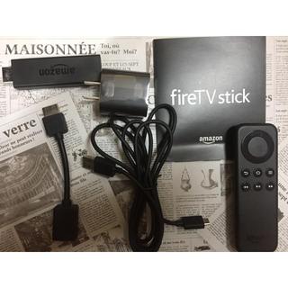 Amazon アマゾン fire tv stick アマゾンファイヤースティック(映像用ケーブル)