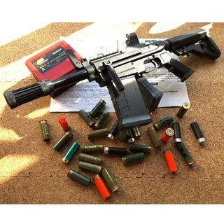 M4と最強コンビ!PPS XM26 LSS ガスショットガン(ガスガン)