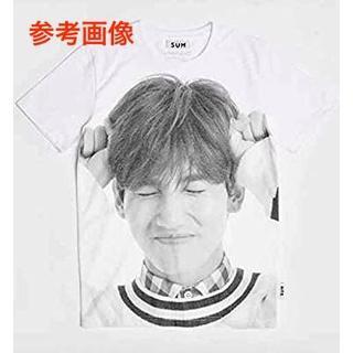 トウホウシンキ(東方神起)の東方神起 SUM グラフィックTシャツ (チャンミン) 新品・未使用・未開封(アイドルグッズ)