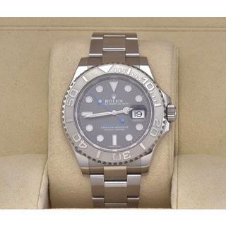 インターナショナルウォッチカンパニー(IWC)のヨットマスター ロレジウム  ダークロジウム 腕時計(腕時計(アナログ))