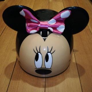 ディズニー(Disney)のミニーちゃん子供用ヘルメット(ヘルメット/シールド)