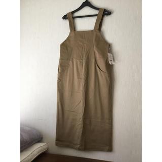 LOWRYS FARM - *【LOWRYS FARM】ロングタイトジャンパースカート〈新品タグ付き〉*