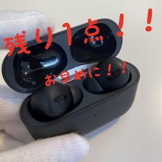 【残り1点!!】早い者勝ち❗❗✨Black Pods Pro✨(ヘッドフォン/イヤフォン)