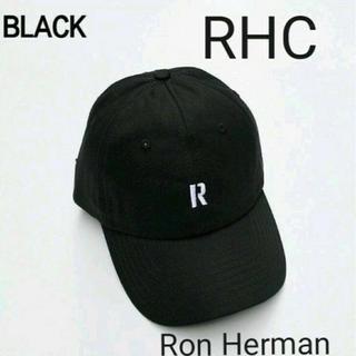 Ron Herman - 【新品】【最安値】RHC Ron Herman ロンハーマン キャップ ブラック