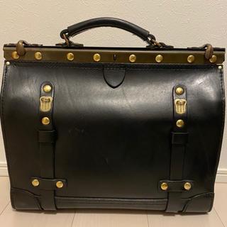 HERZ - HERZ ビジネスキットバッグ(二本ベルトワイドタイプ)