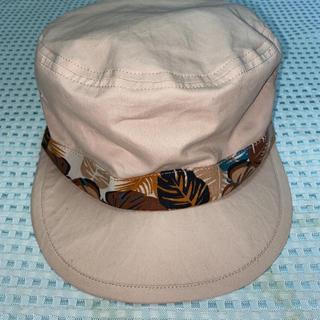 アミウ(AMIW)のAminaアミナキャップ(ニット帽/ビーニー)
