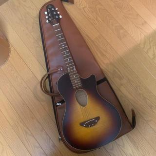 イーエスピー(ESP)のESP bambooinn ce sb char(アコースティックギター)