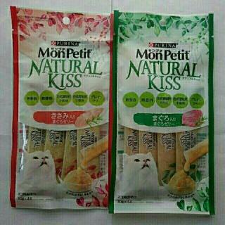 Nestle - モンプチ ナチュラルキッス